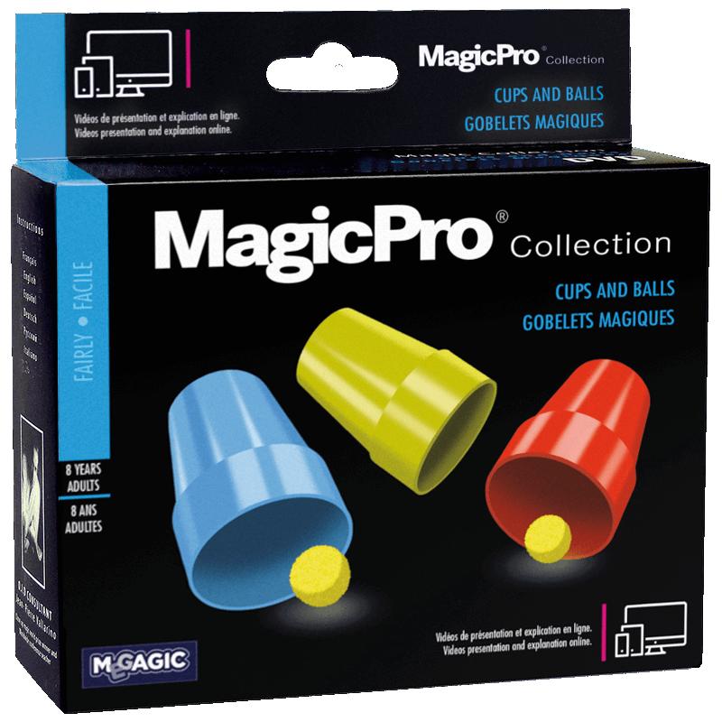 LES GOBELETS MAGIQUES - MagicPro wwww.magiedirecte.com