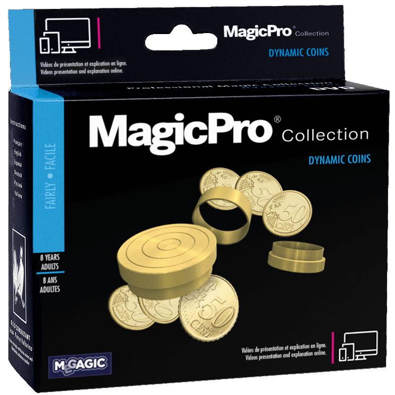 DYNAMIC COIN - MagicPro wwww.magiedirecte.com