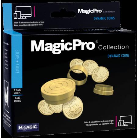 DYNAMIC COIN + DVD - OID wwww.magiedirecte.com