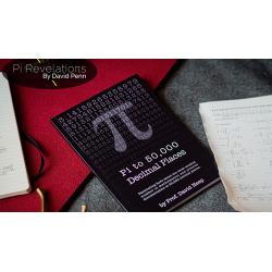 Pi Revelations by David Penn - Book wwww.magiedirecte.com