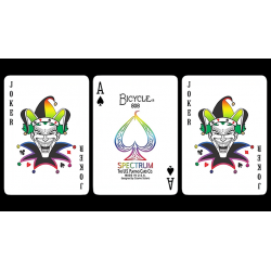 Spectrum Deck by US Playing Card wwww.magiedirecte.com
