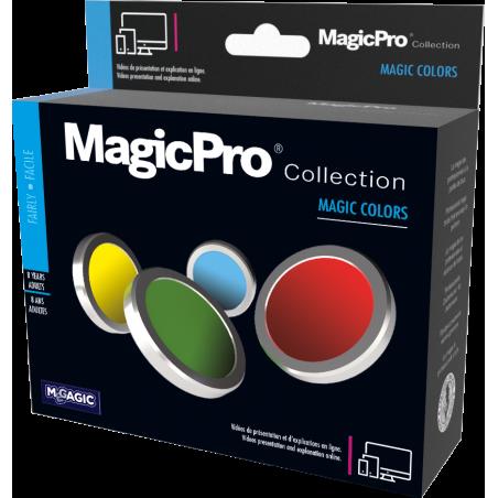 MAGIC COLORS - MagicPro wwww.magiedirecte.com