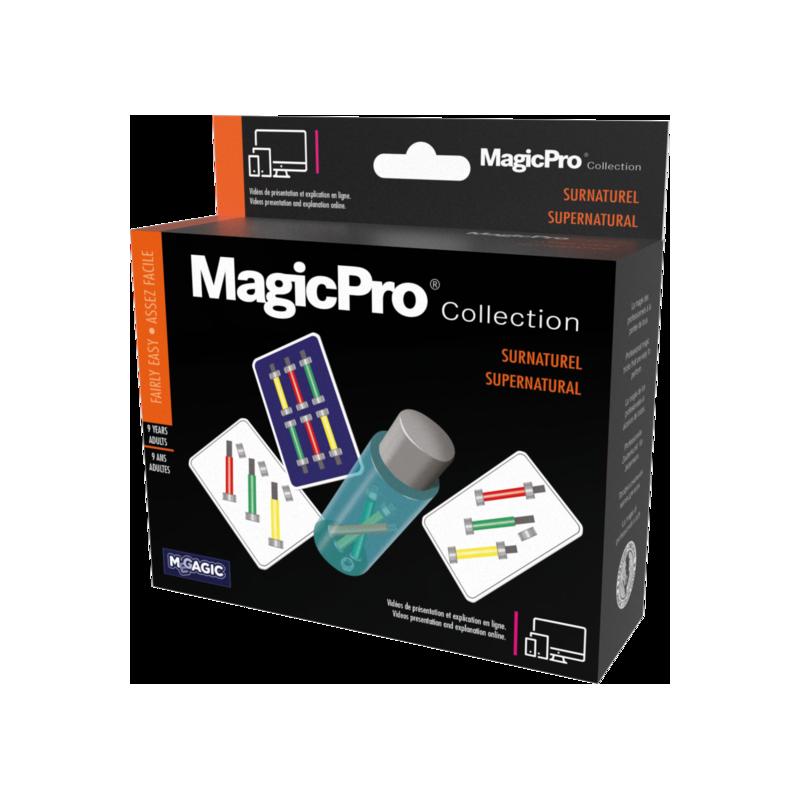 Boîte Supernaturel - MagicPro wwww.magiedirecte.com