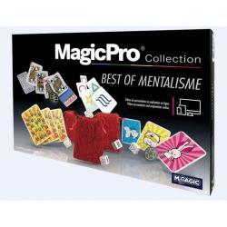 Coffret Best of Mentalisme - MagicPro wwww.magiedirecte.com