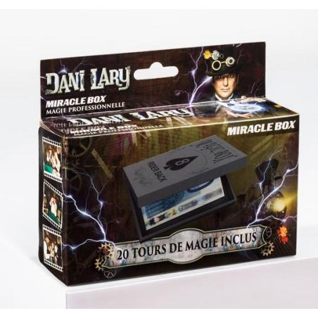 MIRACLE BOX DANI LARY wwww.magiedirecte.com