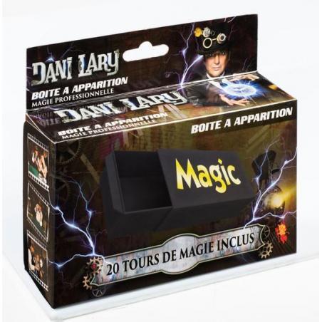 BOITE A APPARITION DANI LARY wwww.magiedirecte.com