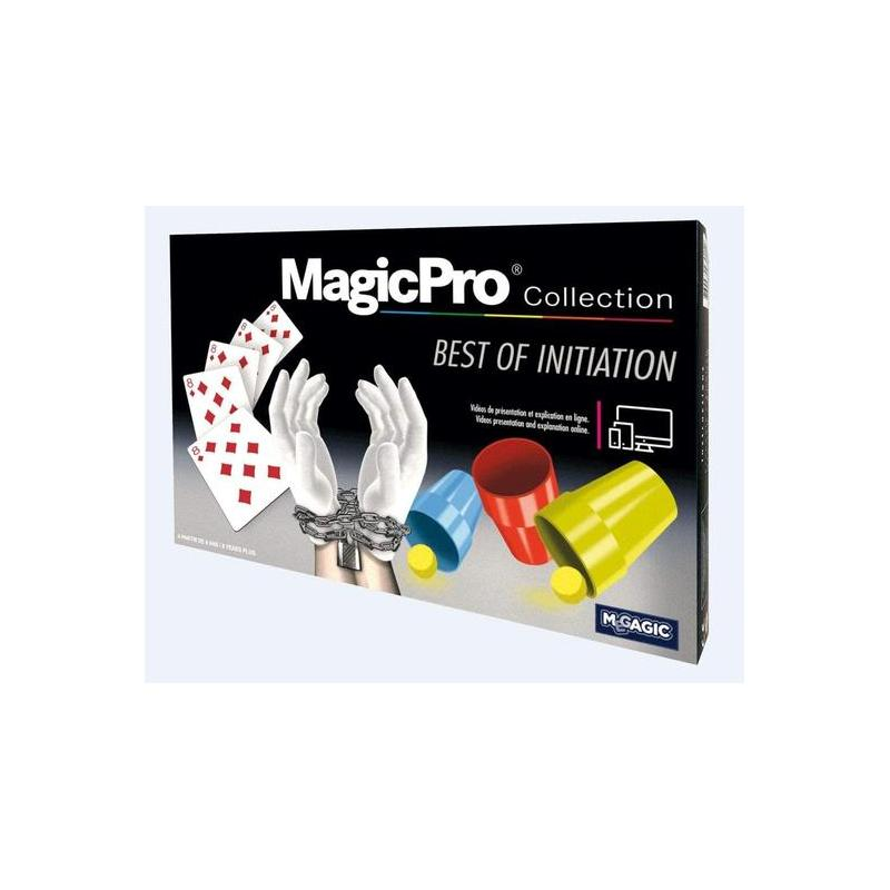 Coffret Best of Initiation - MagicPro wwww.magiedirecte.com