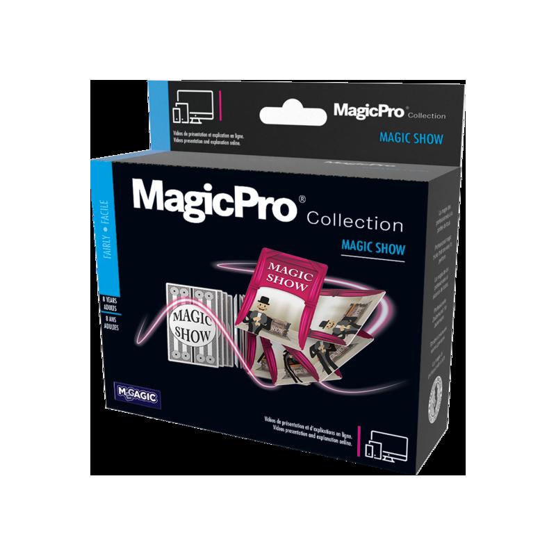 Boîte Magic Show - MagicPro wwww.magiedirecte.com