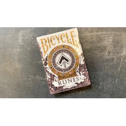 BICYCLE RUNE - (Jeu Biseauté) wwww.magiedirecte.com