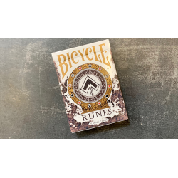 Bicycle Rune (Stripper) Playing Cards wwww.magiedirecte.com