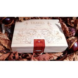 LEAVES AUTUMN EDITION COLLECTOR'S BOX SET wwww.magiedirecte.com