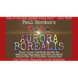 AURORA BOREALIS - Paul Gordon wwww.magiedirecte.com