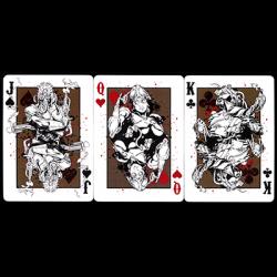 Dark Deco Deck by US Playing Card wwww.magiedirecte.com