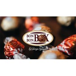BONBON BOX - (Gold Box) - George Iglesias wwww.magiedirecte.com