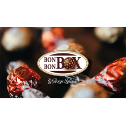 BONBON BOX - (Boite Rouge) - George Iglesias wwww.magiedirecte.com