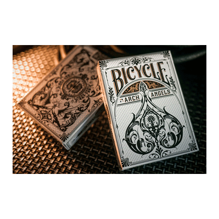 Bicycle Arch Angel Deck by USPCC wwww.magiedirecte.com
