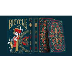 BICYCLE TWILIGHT GEUNG SI wwww.magiedirecte.com