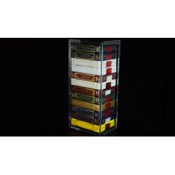 Coffret Carat X12 Brick Case (12 jeux de cartes) wwww.magiedirecte.com