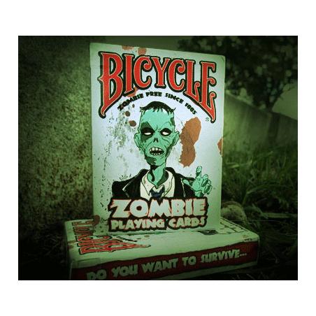 Bicycle Zombie Deck by USPCC wwww.magiedirecte.com