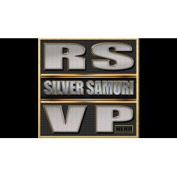 RSVP BOX HERO - (Silver Samurai) - Matthew Wright wwww.magiedirecte.com