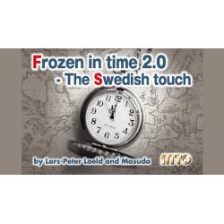 Frozen In Time Swedish by Katsuya Masuda - Trick wwww.magiedirecte.com