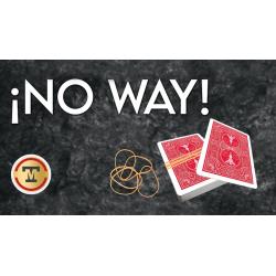 No Way! wwww.magiedirecte.com