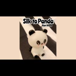 SILK TO PANDA - Alan Wong wwww.magiedirecte.com