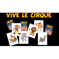 VIVE LE CIRQUE - Sébastien Delsaut wwww.magiedirecte.com
