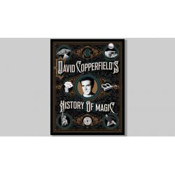 David Copperfield's History of Magic by David Copperfield, Richard Wiseman and David Britland - Book wwww.magiedirecte.com