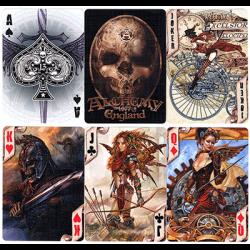 Alchemy Cards 2 by USPCC wwww.magiedirecte.com