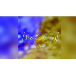 THE COLORING - Ahn's wwww.magiedirecte.com
