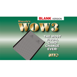 WOW 3.0 (Blanc) - Masuda wwww.magiedirecte.com