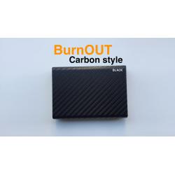 BURNOUT 2.0 CARBON - (Noir) wwww.magiedirecte.com