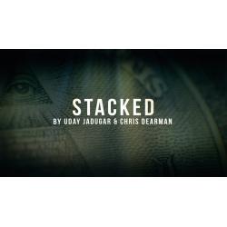 STACKED EURO - Christopher Dearman wwww.magiedirecte.com