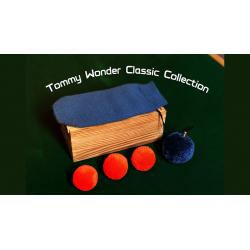 TOMMY WONDER CLASSIC COLLECTION BAG & BALLS wwww.magiedirecte.com