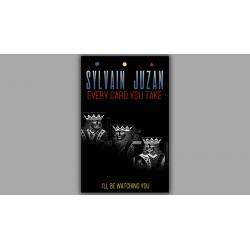 Every Card You Take by Sylvain Juzan - Book wwww.magiedirecte.com