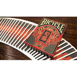 Bicycle Genso Blue Playing Cards by Card Experiment wwww.magiedirecte.com