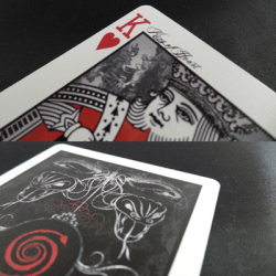 Venom Deck by US Playing Cards wwww.magiedirecte.com