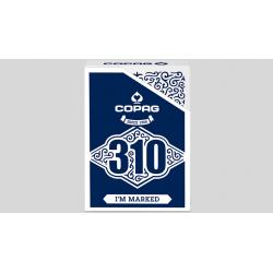 COPAG 310 I'M MARKED - (Bleu) wwww.magiedirecte.com