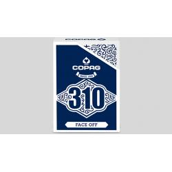 COPAG 310 FACE OFF - (Bleu) wwww.magiedirecte.com