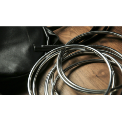 Michael Ammar Linking Rings / 5 Ring Set by Michael Ammar & TCC - Trick wwww.magiedirecte.com