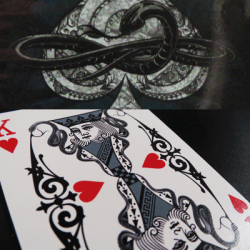 Venom Strike Deck by US Playing Cards wwww.magiedirecte.com