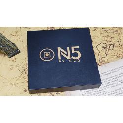 N5 Coin Set by N2G - Trick wwww.magiedirecte.com