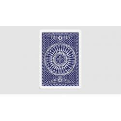 TALLY HO CIRCLE BACK GAFF PACK - (6 Cartes Bleus) wwww.magiedirecte.com
