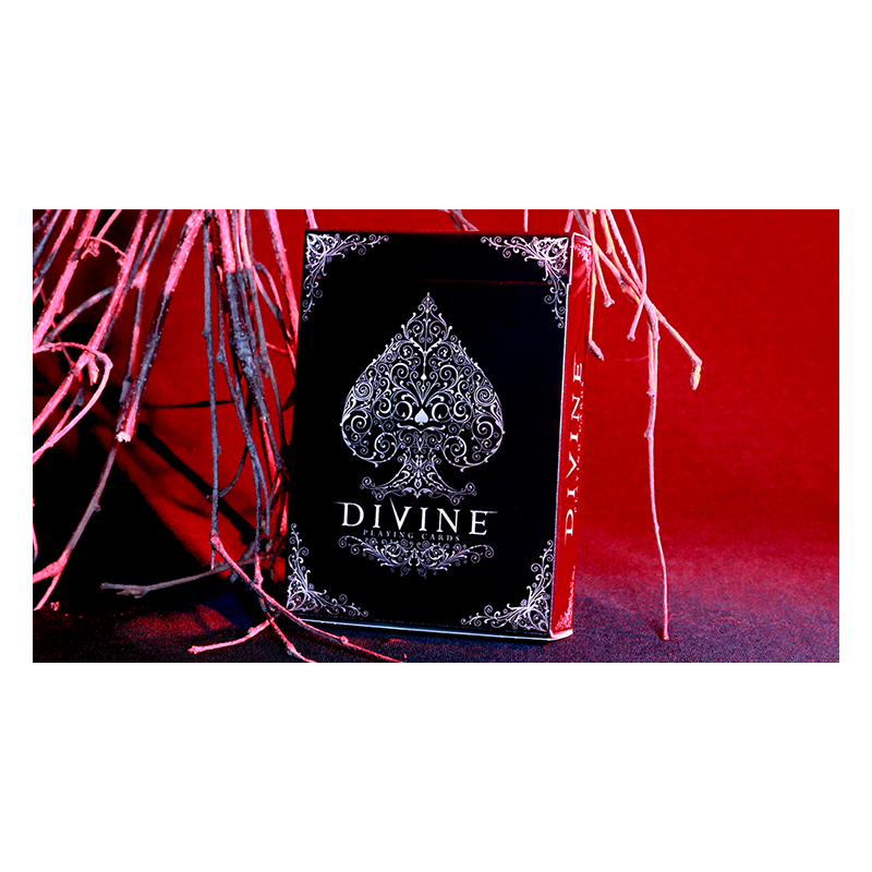 Divine Playing Cards by The United States Playing Card Company wwww.magiedirecte.com