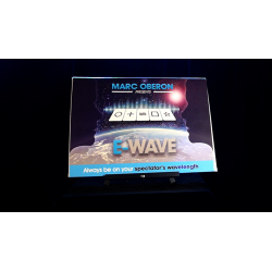 E WAVE (Gimmick and Online instructions) by Marc Oberon - Trick wwww.magiedirecte.com