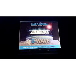 E WAVE - Marc Oberon wwww.magiedirecte.com