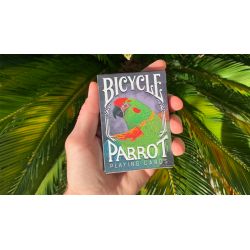 Bicycle Parrot Playing Cards wwww.magiedirecte.com