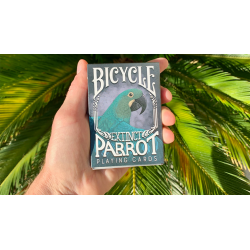 Bicycle Parrot Extinct Playing Cards wwww.magiedirecte.com