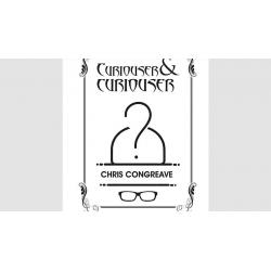 Curiouser & Curiouser by Chris Congreave - Book wwww.magiedirecte.com